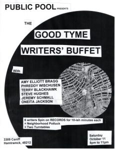 Writers Buffet Records